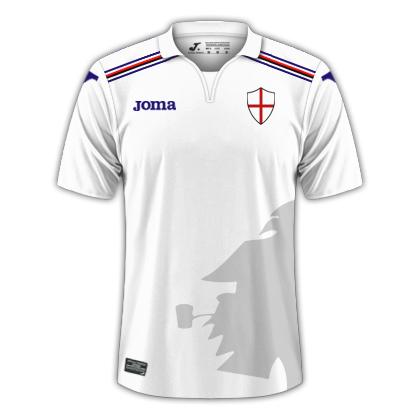 Sampdoria Away Fantasy