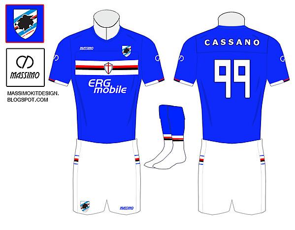Sampdoria Home