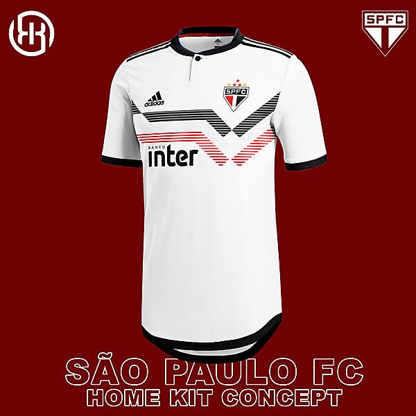 São Paulo FC   Home kit concept