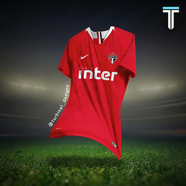 São Paulo Nike Third Kit Concept
