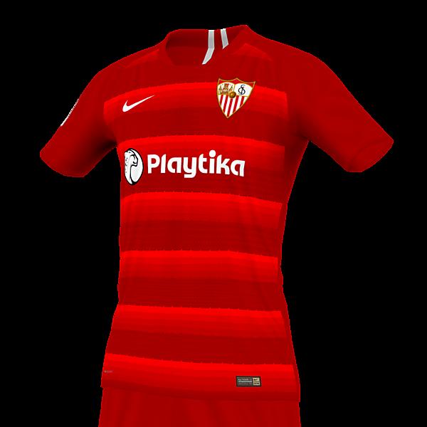 Sevilla 19 away