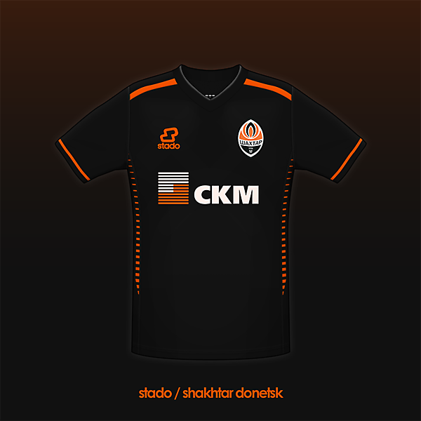 Shakhtar Alternate Shirt