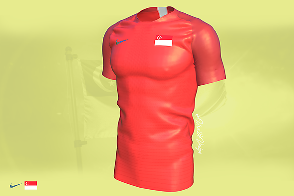 Singapore x Nike