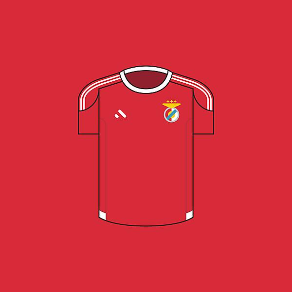 SL Benfica - Home / Minimalist