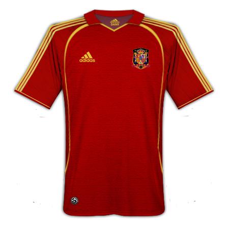 Spain Adidas 33.1