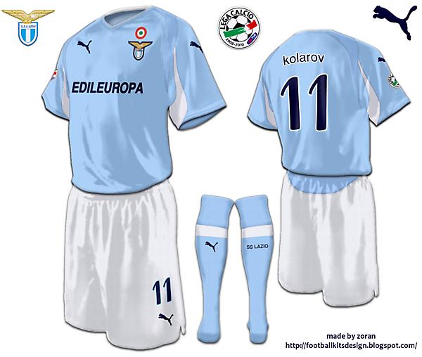 SS Lazio fantasy home