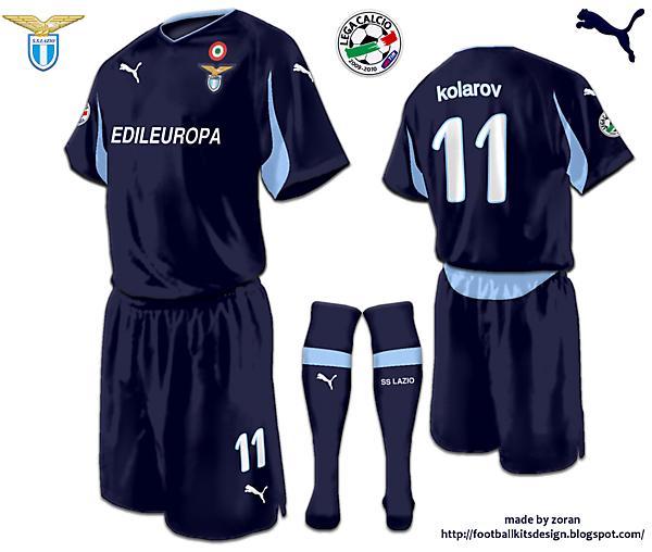 SS Lazio fantasy third