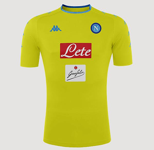 SSC Napoli Away 2018/2019