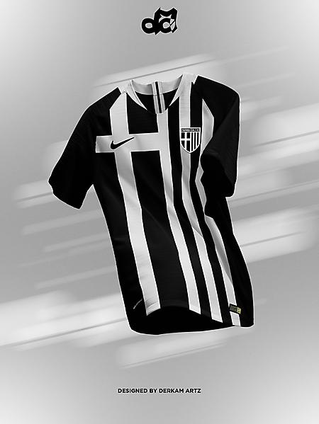 SSD Parma Calcio 1913 - Home Kit