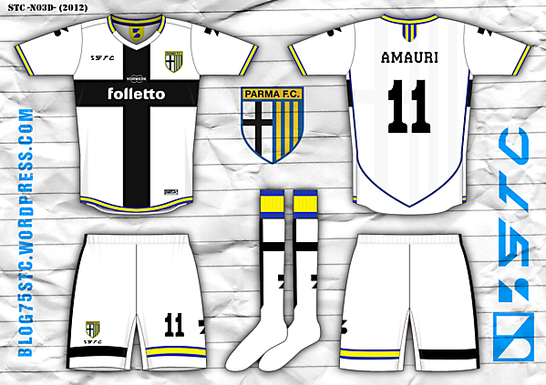 Parma F.C. (serie A, Italy)