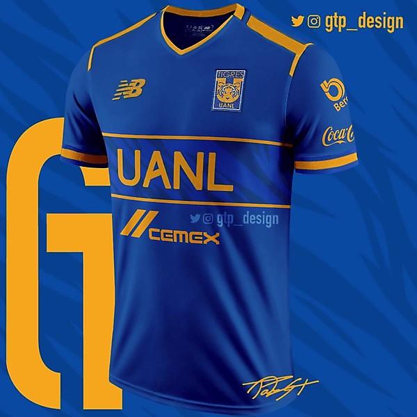 Tigres UANL Away