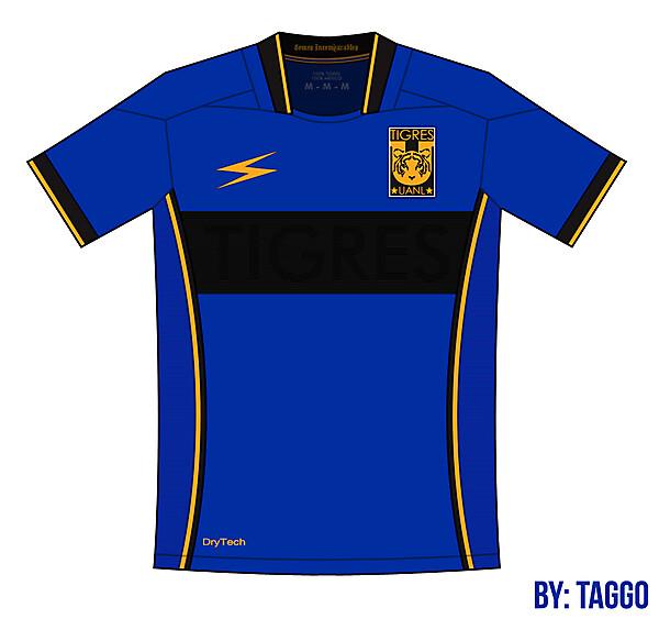 Tigres UANL Away Kit