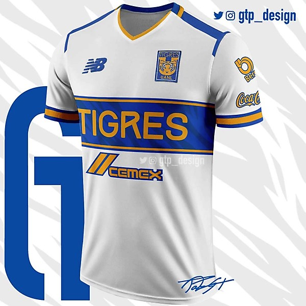 Tigres UANL Third