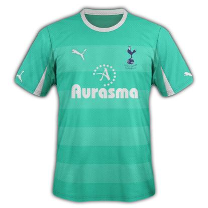 Tottenham Hotspur FC fantasy kits