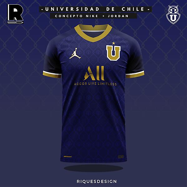 Universidad de Chile - Concepto Jordan