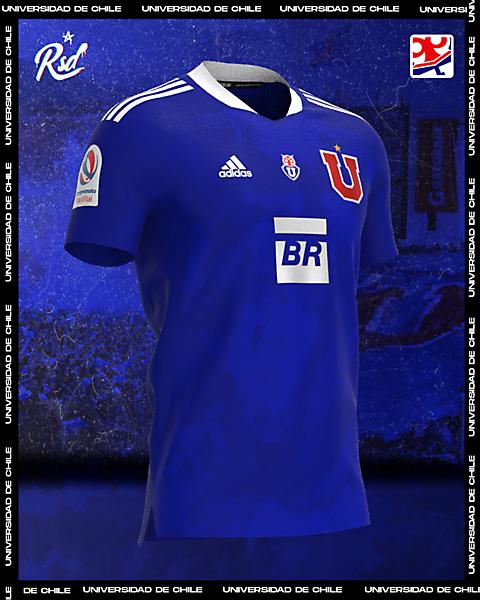 Universidad de Chile X Adidas