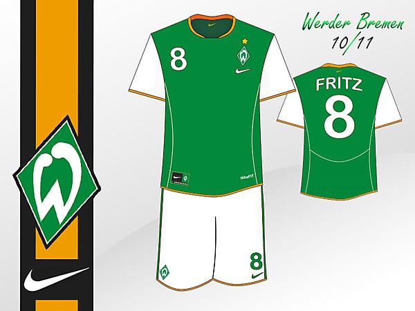 Werder Bremen Fantasy Home