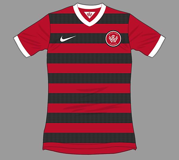 Western Sydney Wanderers 2015-2016 Home