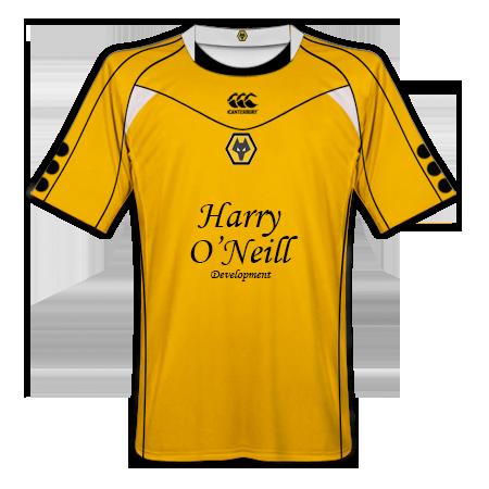Wolves home fantasy shirt