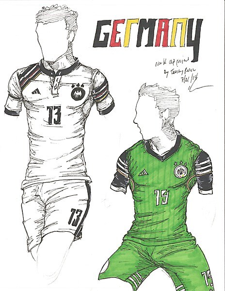 World Cup Project by Irvingperceni - Group G - Germany