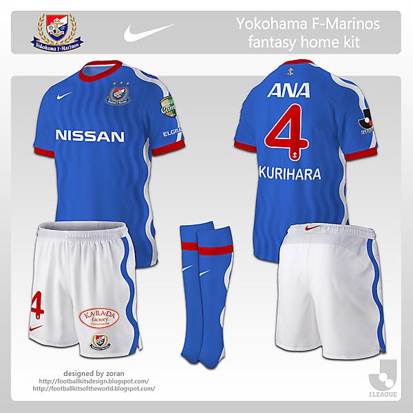 Yokohama F. Marinos fantasy home