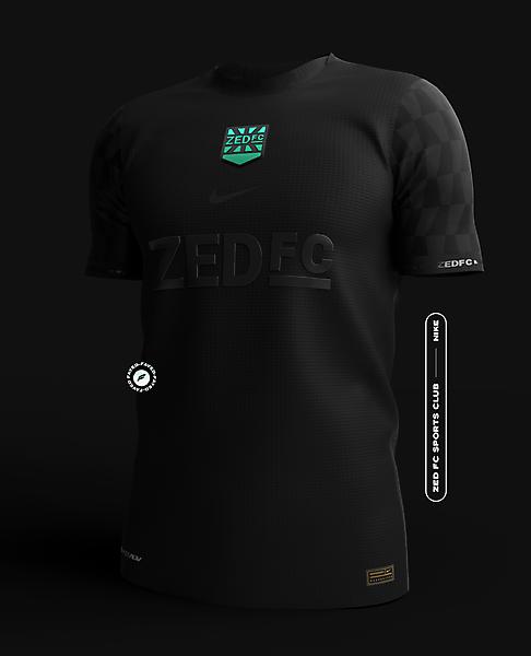 ZED FC Sports Club Away Kit   Nike