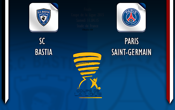 Bastia vs PSG (Finale)