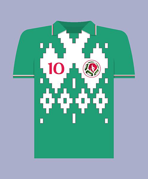 BelarusNational Team Away Jersey Concept