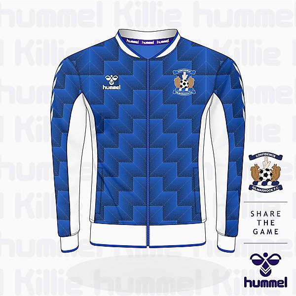 Kilmarnock FC | hummel | Anthem Jacket