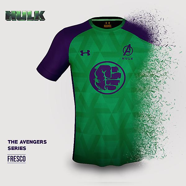 The Hulk x Under Armour Concept Kit