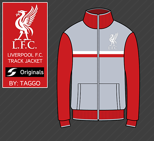 Liverpool Grey Tracktop
