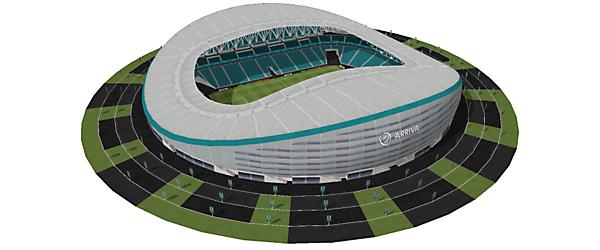 Arriva Stadium