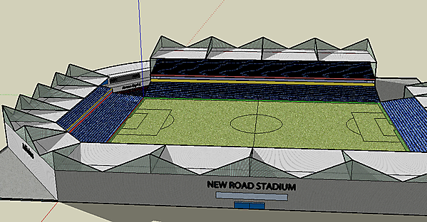 Football Stadium 3 (Angle 2)