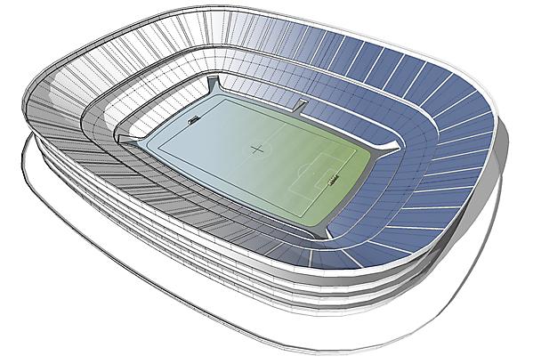 New Scotland National Stadium