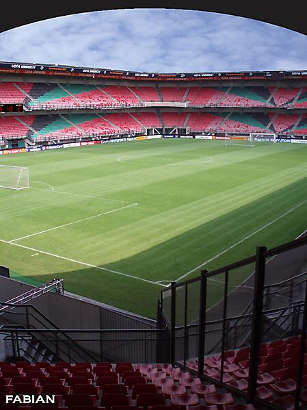 NEC Nijmegen \'Possible Stadium Design\'