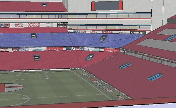 Football Stadium New Angles