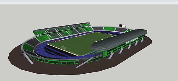 Olympic Stadium Adem Jashari