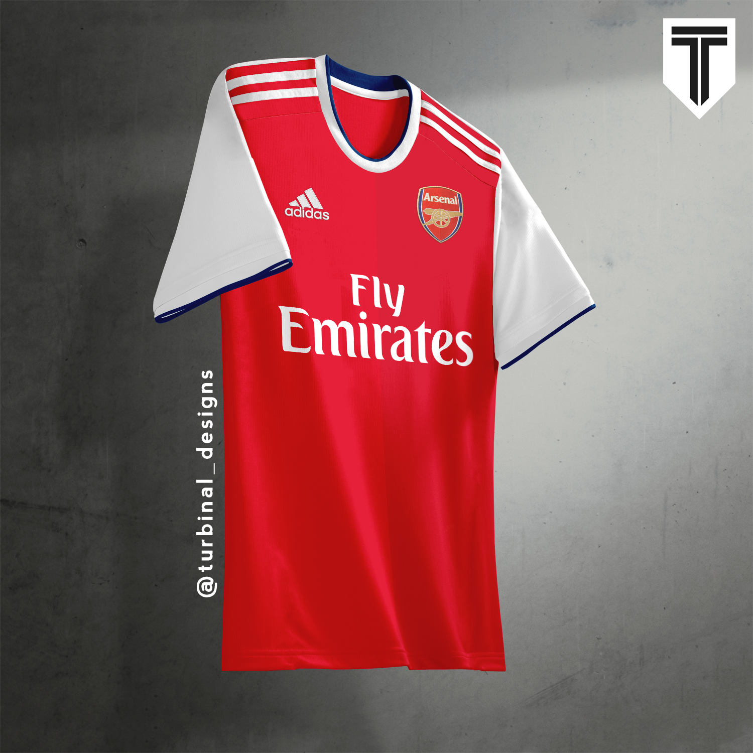 online store 56bb8 ff0f6 Arsenal Adidas Home Concept Kit