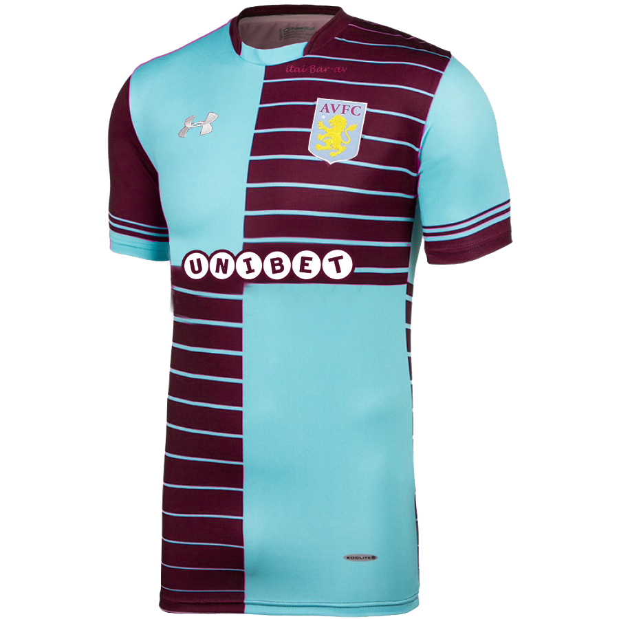 new concept 05683 15824 Aston Villa Home Kit