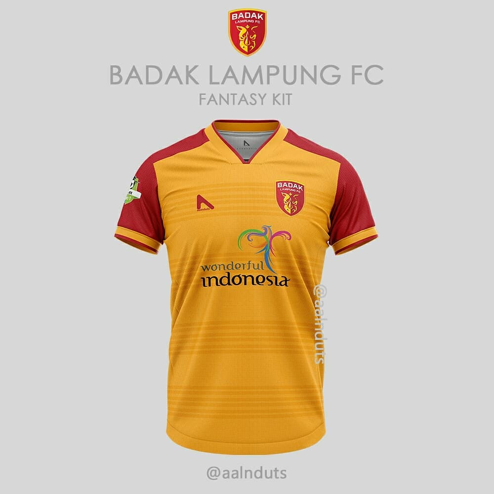 Badak Lampung FC - Third Badak Lampung