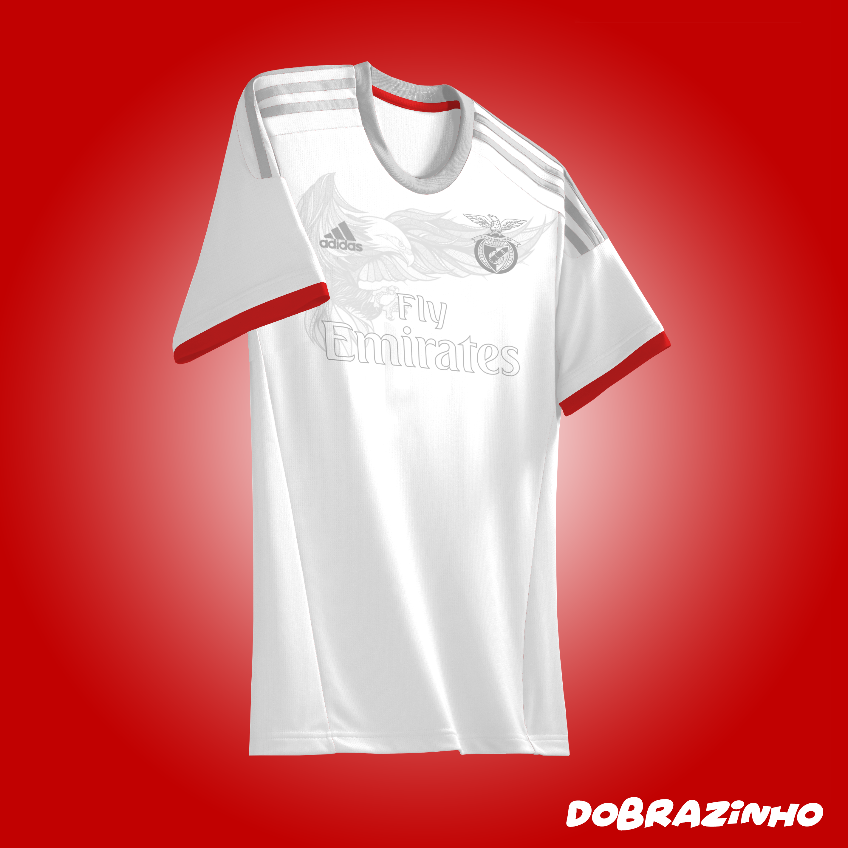 best service 2786f 3e3f9 Benfica Away Kit Concept