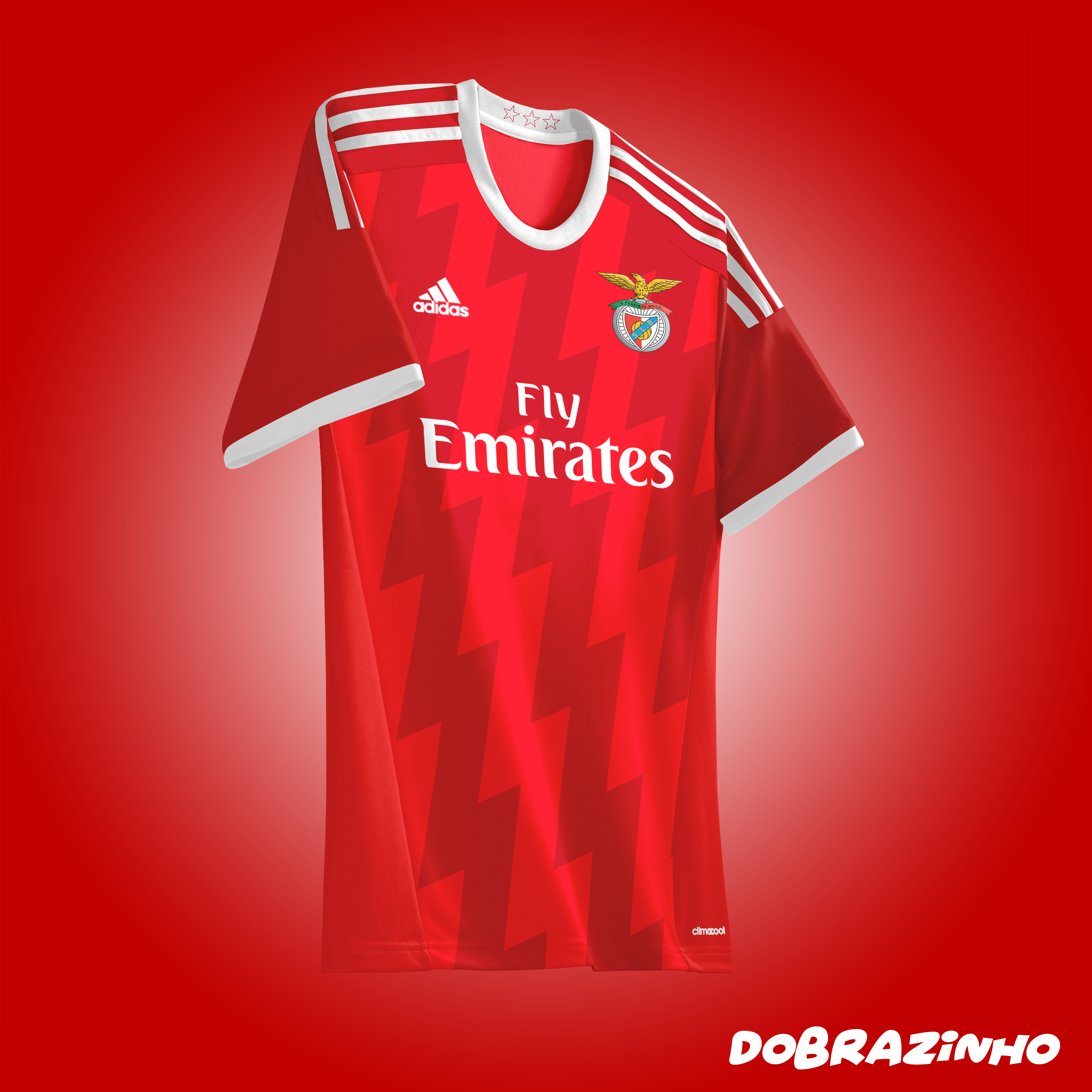 newest a9feb c7dd7 Benfica Home Kit Concept
