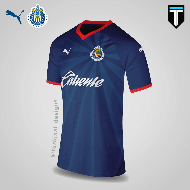 pretty nice 2f719 9a5e0 Chivas x Puma - Away Kit