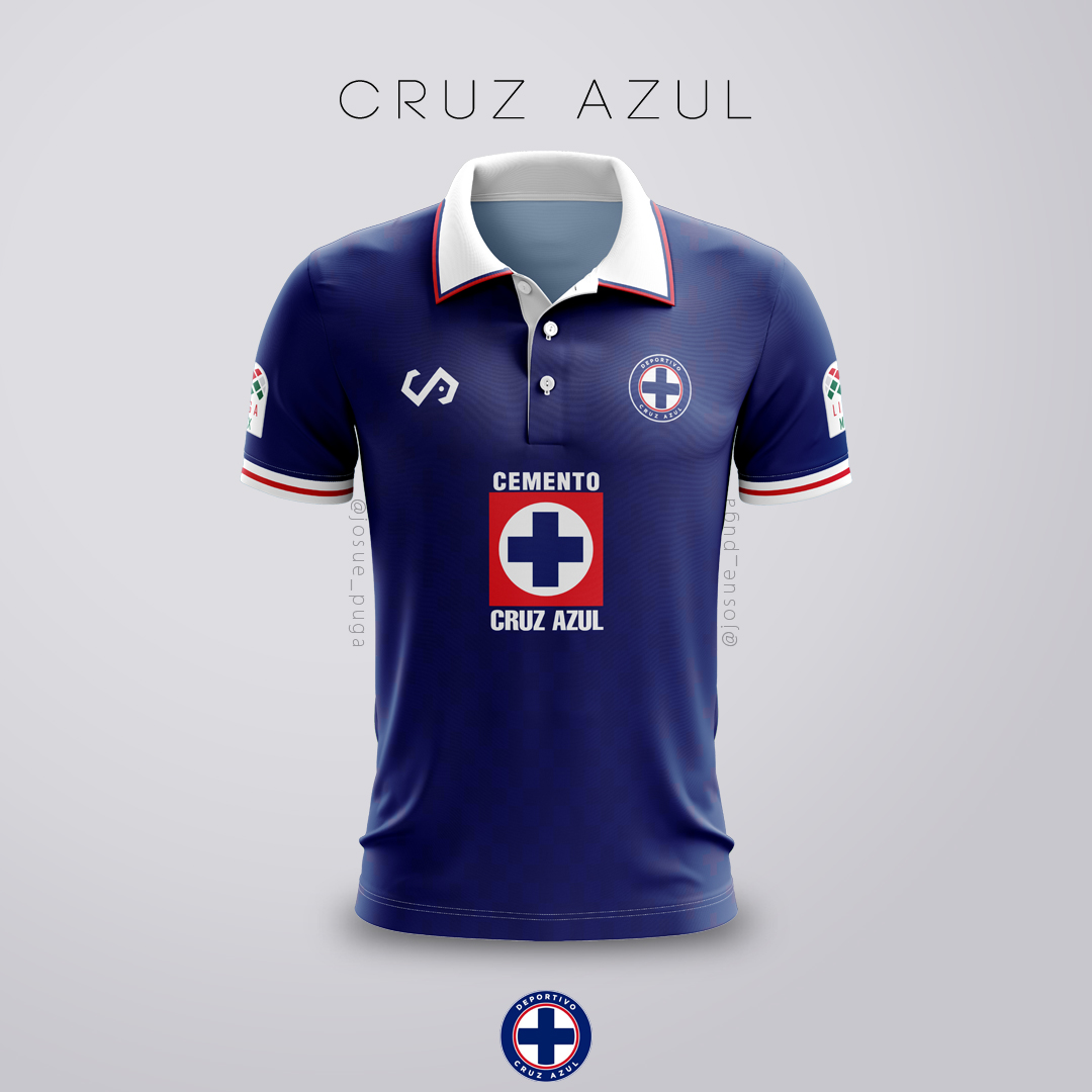 51a1a62513c Cruz Azul Concept Kit