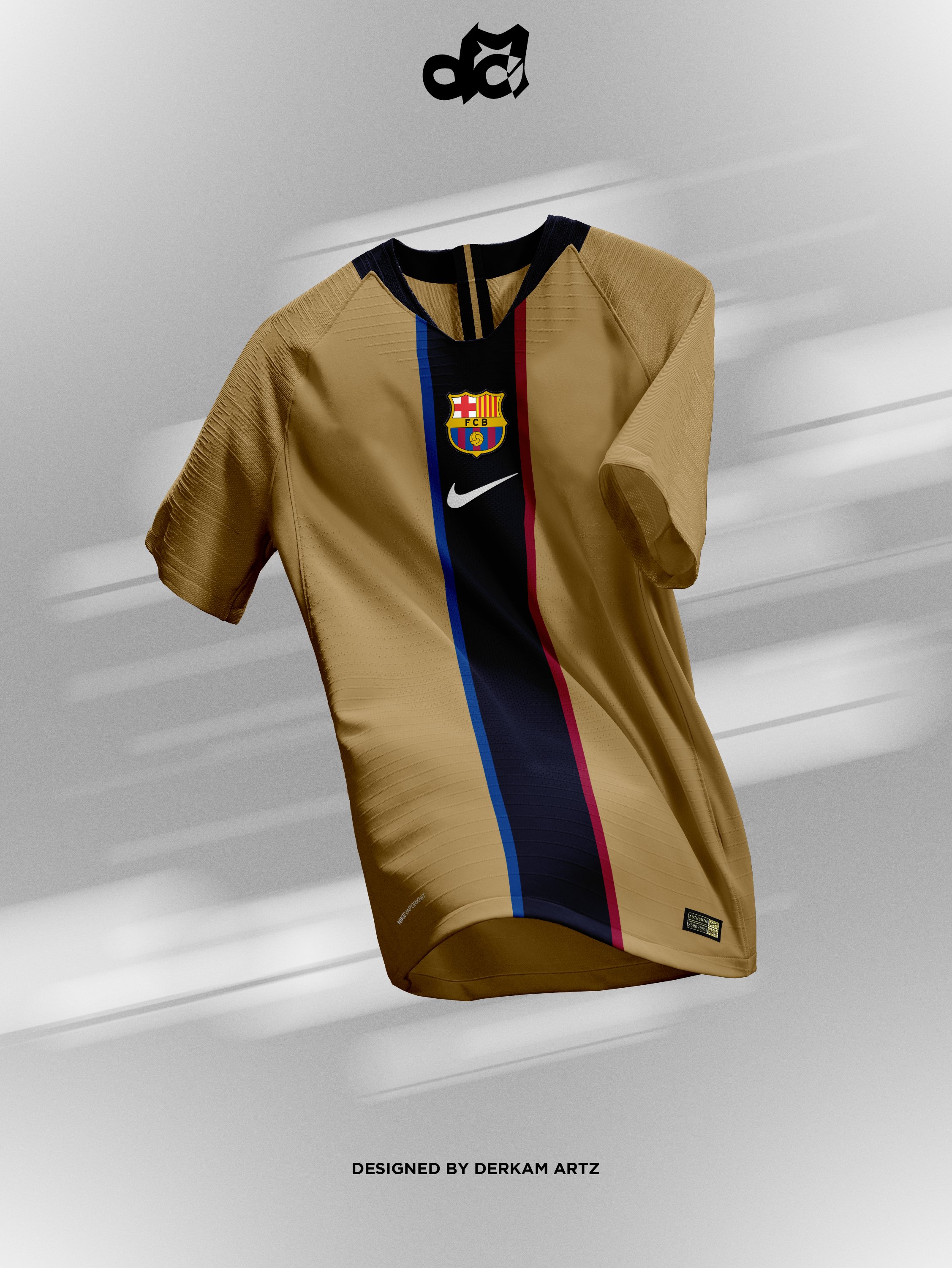 buy popular f69a4 cd60c FC Barcelona - Away Kit (2001-03 Retro)