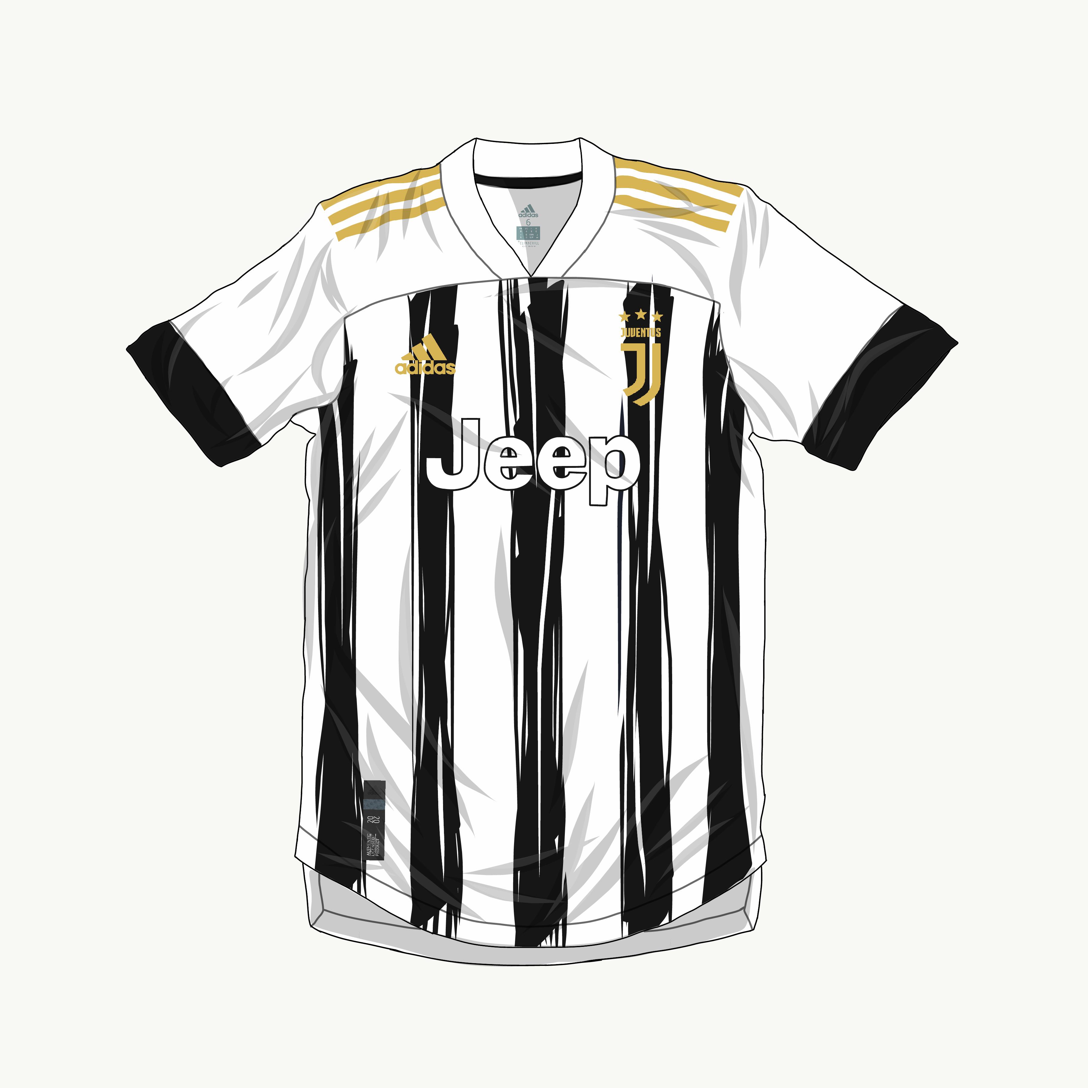 Juventus Kit 2020/21 /