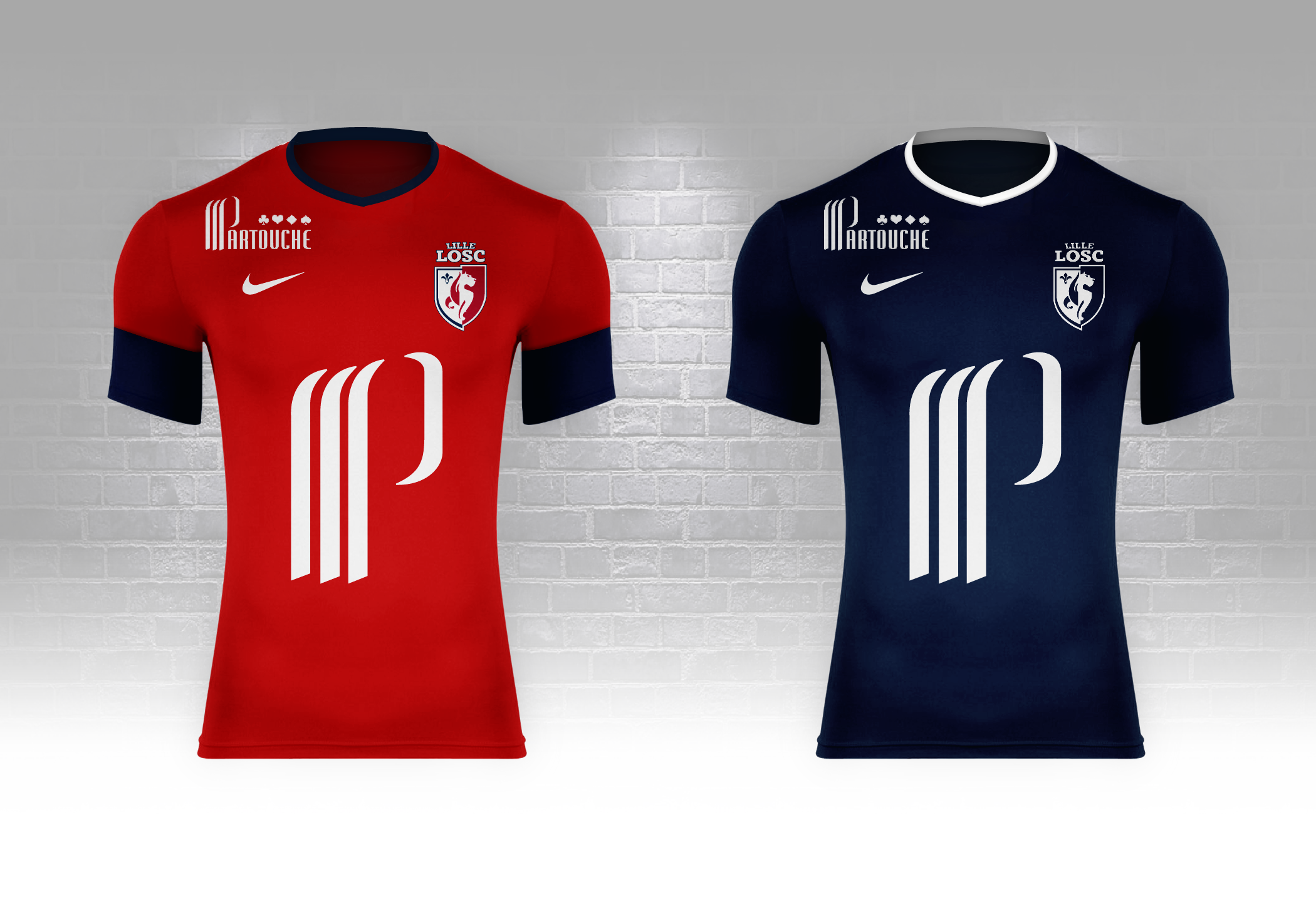 online store 85dda 80bca LOSC LILLE as FRANCE (Fantasy Nike World Cup Campaign)