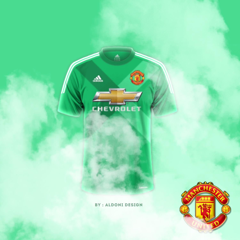 new arrival 1cc5d d3fcb Manchester United Gk kit