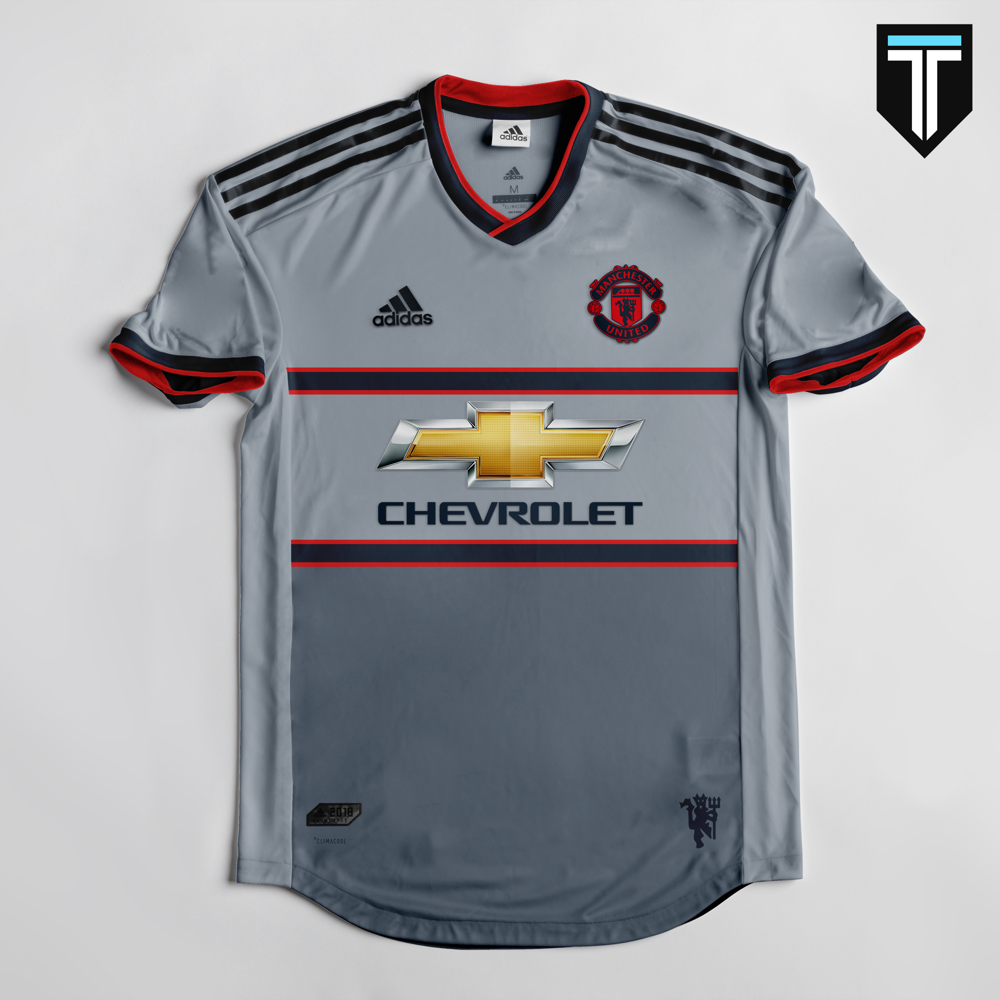 new concept 8c8f2 4f603 Manchester United Third Kit Concept