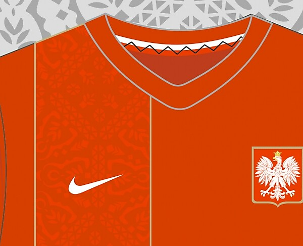 Poland away kit 4